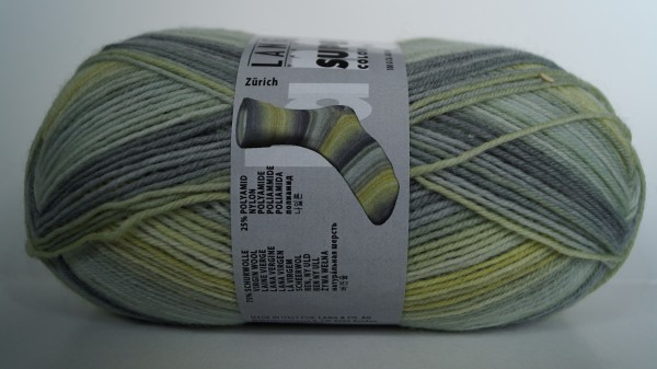 Lang Yarns Super Soxx City Runner