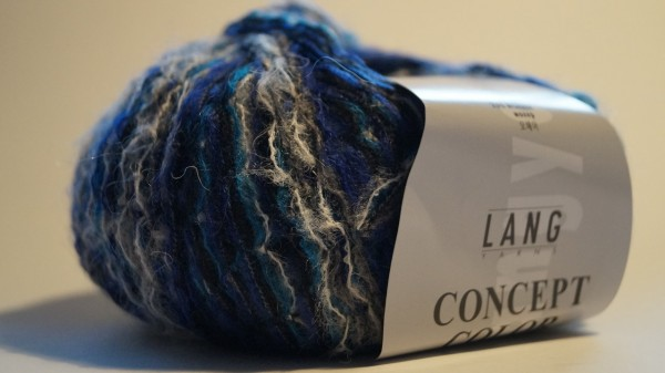 Lang Yarns Concept Color
