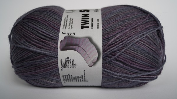 Lang Yarns Twin Soxx HappyStripes