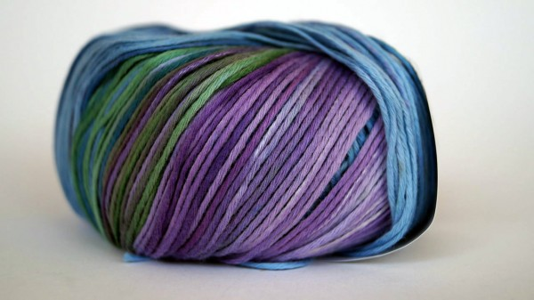 Lang Yarns Baby Cotton Color Farbe 07